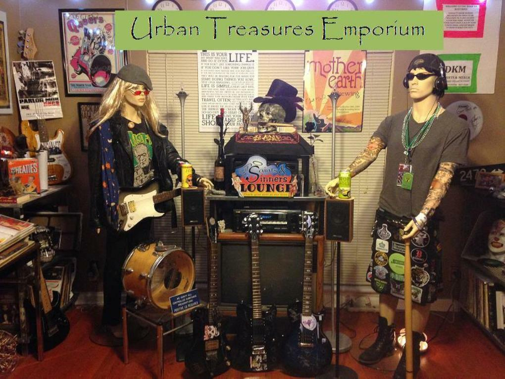 Urban Treasures Emporium