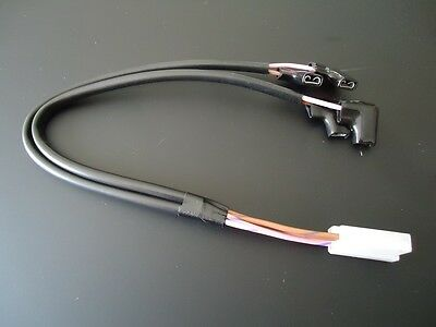 <em>YAMAHA</em> RD250LC RD350LC HORN WIRING HARNESS LOOM LEAD TWIN HORNS RD250