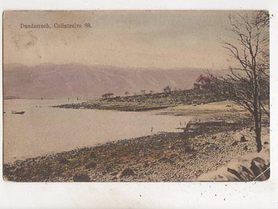 Dundarroch Colintraive Argyll 1913 Postcard 670b