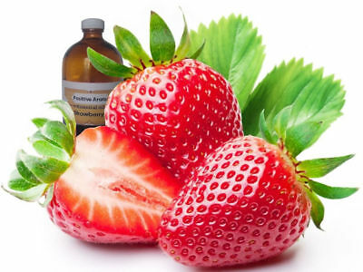 Aromatherapy ESSENTIAL OILS STRAWBERRY NATURAL PURE FROM INDIA (FREE SHIPPING)