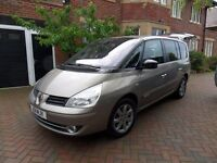 Renault Grand Espace ONLY 22,000 miles, 2011, NEW MOT, with full Wheelchair / scooter conversion
