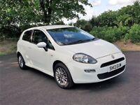 2013 Fiat PUNTO 1.4 3 Door. Low Mileage. MOT November.