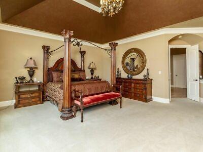 HENREDON AMALFI COAST COMPLETE KING BEDROOM SET Complete Bedroom Sets