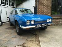 Reliant Scimitar SE5A for sale, 1971, manual transmission with overdrive, excellent example
