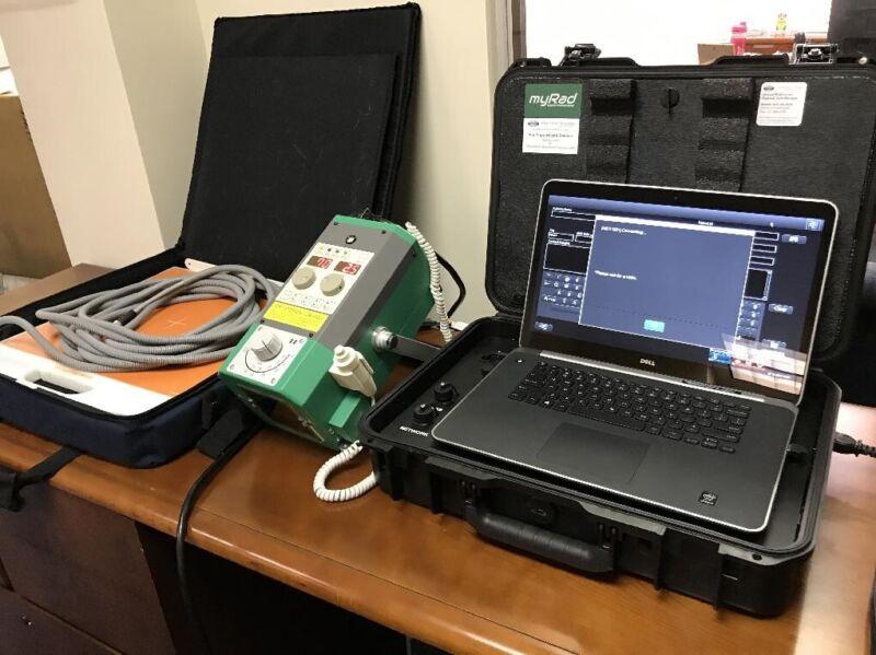 2015 Fuji Vet Digital Radiology System