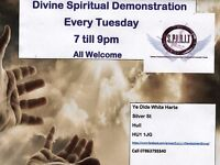 Charity Psychic evening