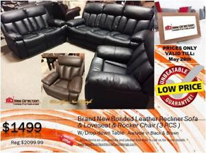 Super Inventory Blow-Out@New Direction Home Furnishings! Shop Today & Save More!