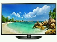 "LG 47"" LED tv built in HD freeview USB media player full hd 1080p."