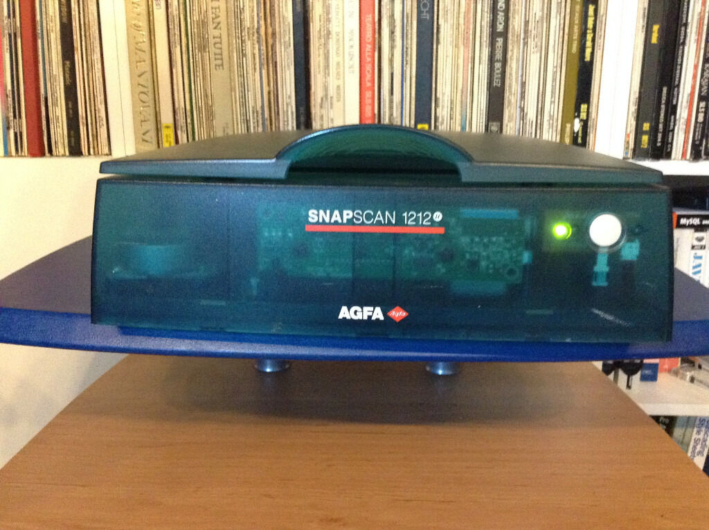 Drivers for AGFA SnapScan u Scanner