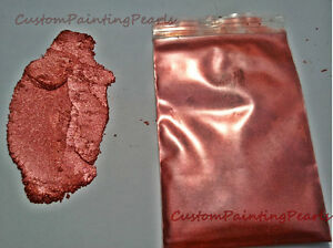 Sparkling-Copper-pigment-pearl-auto-paint-PPG-HOK-Kandy-Airbrush-Stencil-Skulls