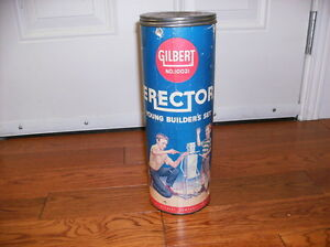 GILBERT ERECTOR SET