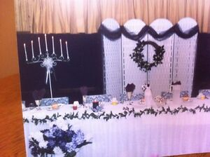 """Items For Sale """"Good for Small Wedding Rental Business"""""""