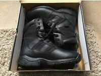 Magnum panther boots size 9