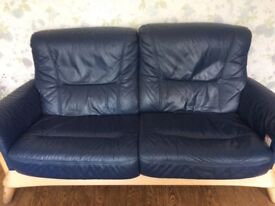Second hand settee and 2chairs