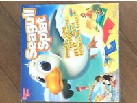Seagull Splat Board game