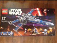BNIB LEGO 75149 STAR WARS RESISTANCE X-WING FIGHTER