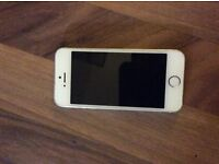 iPhone 5s couple of small scratches on side.work perfect looking 80