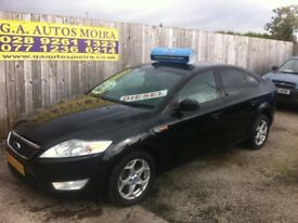 ** 2009 FORD MONDEO TDCI ZETEC MODEL EXCELLENT EXAMPLE ( GOOD MILES ) !!!!