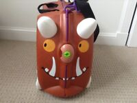 Trunki (2 for sale £10 each). pink or Grufalo