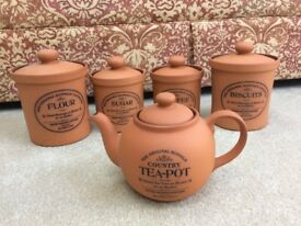 The Original Suffolk Canisters set