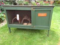 Rabbit hutch or Guinea pig hutch