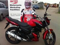 Lexmoto Aspire 125cc . Commuter/Touring ,Red in stock now £1299.99 + otr FINANCE AVAILABLE