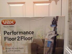 Brand new still boxed Vax floor to floor U86-PM-Pe