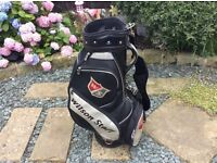 WILSON STAFF TOUR BAG.