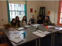 Learn English in small groups. Affordable English classes in Bristol :)