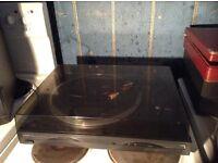 Kenwood turntable,precision item,£35.00