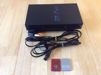 PS2 Console and games bundle