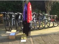 Bike hire business for sale///reduced needs to go//from £7995 to £4995
