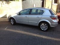 Vauxhall Astra 2008 model AUTOMATIC serviced