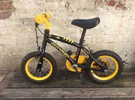 Apollo Stinger 12 inches BMX Mountain Bike children's child's kids boys