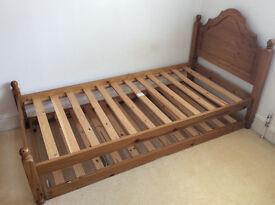 2 Single Bed Frames