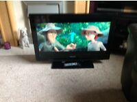 32 inch free view television