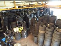 Large selection of tyres availible 13-22 inch