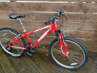 Specialized hotrock 24 boy's mountain bike