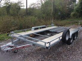 Twin Axcel 5 Meter Car Transporter