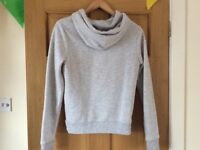 Girls ladies hoodie size small or age 10-12 Years.