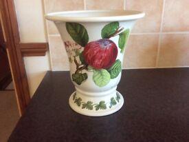 Portmeirion brand new very large vase