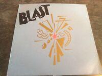 Holly Johnson -Blast - Vinyl LP 1989
