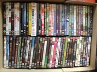 DVD collection over 340
