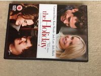 DVD The Holiday Cameron Diaz Kate Winslet Jude Law Jack Black