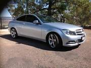 2013 Mercedes-Benz C250 Coupe Annerley Brisbane South West Preview