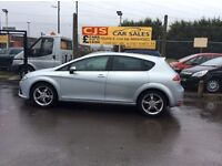 Seat Leon FR 2.0 tdi diesel 2012 one owner 70000 fsh long mot fully serviced &valeted mint car