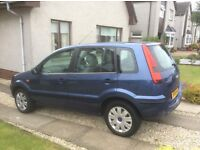 Fusion. Excellent condition throughout, low miles ,full years MOT. Not fiesta focus astra clio