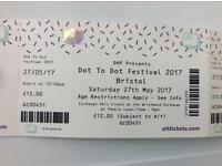 X2 Dot2Dot Festival tickets 27th May 2017