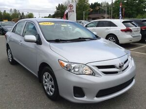 2013 Toyota Corolla CE  ONLY $114 BIWEEKLY 0 DOWN!