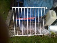 3 baby /dog gates